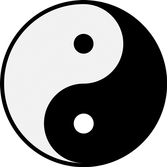 esoterik yin yang. Black Bedroom Furniture Sets. Home Design Ideas