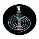 Chakra Anhänger Spirale