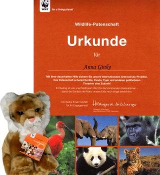 WWF Tigerpatenschaft