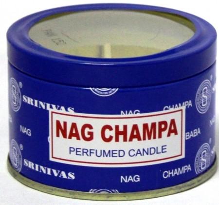 Nag Champa Duftkerze
