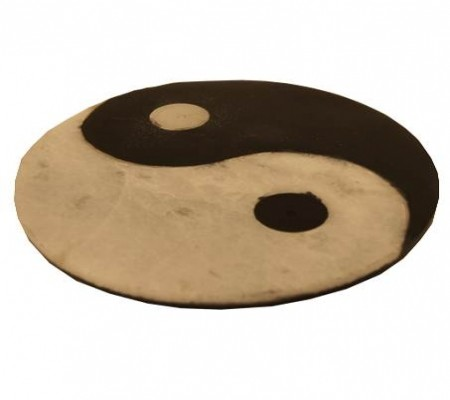 Räucherstäbchen-Halter Yin Yang