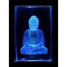 Buddha in Kristallglas - Werbegeschenk ab € 50,00 Bestellwert (Warenwert)