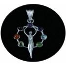 Göttinnen-Anhänger Chakra