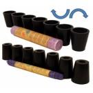 Kerzenhalter Set 2 in 1 - Set mit 7 Stück