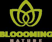 Logo Blooming Nature